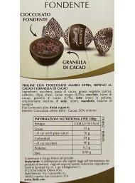 Lindt - Roulettes - Fondente con granella di cacao - 100g