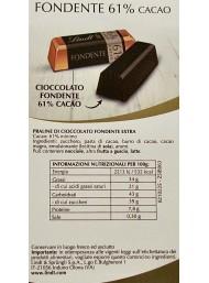 Lindt - Dark Chocolate 61% - 500g