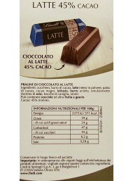 Lindt - Suisse - Milk 45% - 100g