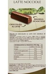 Lindt - Bastoncino - Latte e Nocciole - 1000g