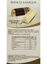 Lindt - White chocolate vanilla - 500g