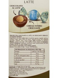 Lindt - Roulettes - Milk and cereals - 100g