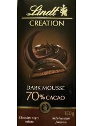 Lindt - Creation - Dark Mousse 70% - 150g - NOVITA'