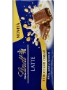 Lindt - Milk and Cereals Bar - 100g - NEW