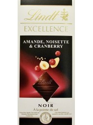 Lindt - Excellence - Abricot Intense - 100g - NOVITA'