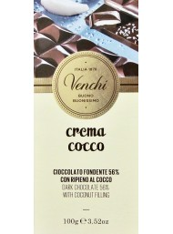 Venchi - Bacio di Dama Bar - 100g - NEW