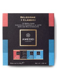 Amedei - Classic Selection - 12 Napolitains - 55g