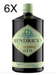 (3 BOTTLES) William Grant & Sons - Gin Hendrick' s  Amazzonia - Limited Release - 100cl