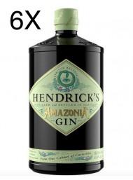 (3 BOTTIGLIE) William Grant & Sons - Gin Hendrick' s  Amazzonia - Limited Release - 1 Litro