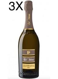 (3 BOTTIGLIE) Col Vetoraz - Brut - Prosecco di Valdobbiandene DOCG - 2019 - 75cl