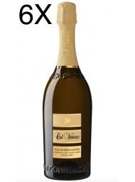 (6 BOTTIGLIE) Col Vetoraz - Extra dry - Prosecco di Valdobbiadene 2020 DOCG - 75cl