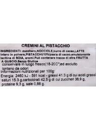 Baratti - Cremini al Pistacchio - 500g