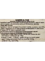 Baratti - Cuneesi Rhum - 100g