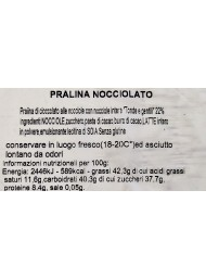 Baratti - Pralina Nocciolato 1858 - 100g