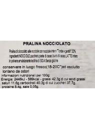 Baratti - Pralina Nocciolato 1858 - 500g