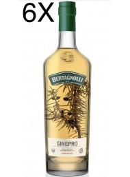 (3 BOTTIGLIE) Bertagnolli - Grappa Ginepro - 70cl