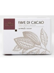 Domori - Whole Shelled and Roasted Cocoa Beans - 100g
