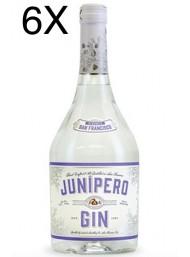 (3 BOTTLES) JUNIPERO - Gin - 70cl