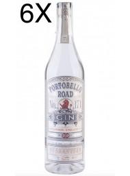 (3 BOTTLES) Portobello Road - London Dry Gin 'N° 171' - 70cl