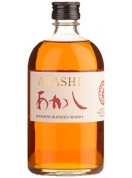 White Oak - Akashi Red Blended Whisky - 50cl