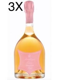 (3 BOTTLES) Derbusco Cives - Brut Rosè 2014  - Franciacorta DOCG - 75cl
