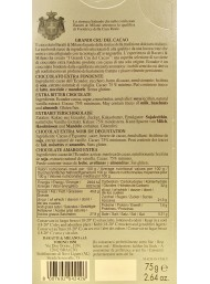 Baratti & Milano - Fondente 75% - Ecuador - 75g