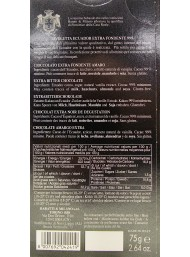 Baratti & Milano - Dark Chocolate 99% - Ecuador - 75g