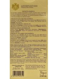 Baratti & Milano - Tavoletta Gianduja - 75g