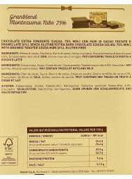 Venchi - Montezuma 75% - With Cocoa Beans - 100g