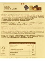 Venchi - Cubotto - Crema di Latte - 1000g