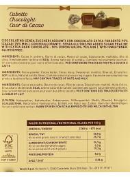 Venchi - Cubotto - Chocolight - Fondente - 75% Cacao - 500g