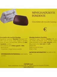 Caffarel - Minigianduiotti Dark Chocolate - 1000g