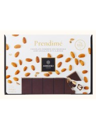Amedei - Prendimè - Dark Chocolate and Almonds - 500g