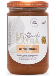 Agrimontana - apricot - with 30% less sugar - 350g