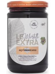 Agrimontana - Mirtilli - con il 30% in meno di zucchero - 350g