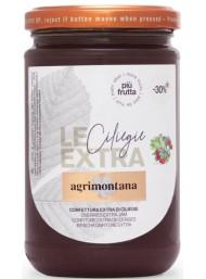 Agrimontana - Ciliegie - con il 30% in meno di zucchero - 350g