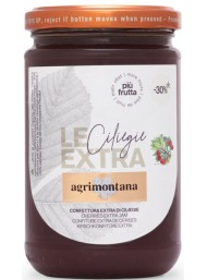 Agrimontana - Cherries - with 30% less sugar - 350g