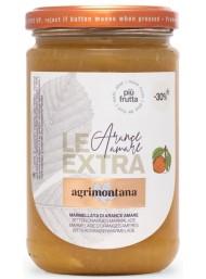 Agrimontana - Arance Amare - con il 30% in meno di zucchero - 350g