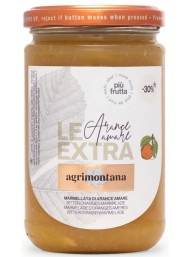 Agrimontana - Oranges - with 30% less sugar - 350g