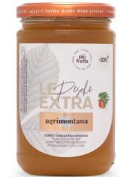 Agrimontana - Peach - with 30% less sugar - 350g