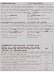 Caffarel - Cabossa - Dark Chocolate 60% - 1000g