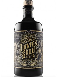Pirate's Grog No. 13 - Single Batch Rum - 13 years aged - 70cl