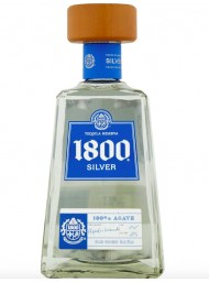 1800 - Tequila Silver - 70cl