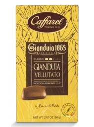 Caffarel - Gianduia Vellutato - 80g