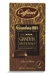 Caffarel - Gianduia Intenso - 80g