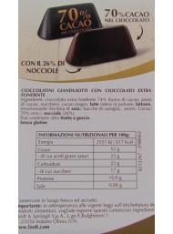 Lindt - Giandujotti Fondenti - 100g