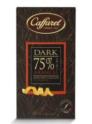 Caffarel - Dark Chocolate with Orange - 80g