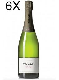 (3 BOTTLES) Moser - Brut - 51,151 - Trento DOC - 75cl