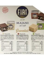 Majani - Cremino - Fiat - Pistachio - 500g