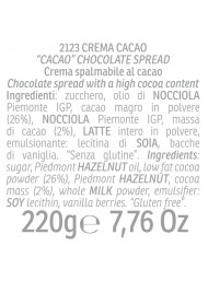 Guido Gobino - Spread Cocoa Cream - 220g
